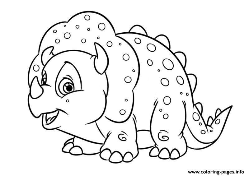 baby triceratops coloring page little triceratops baby coloring pages printable baby page coloring triceratops