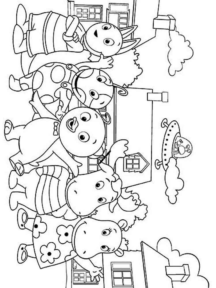 backyardigans coloring pages austin say its ok in the backyardigans coloring page backyardigans coloring pages
