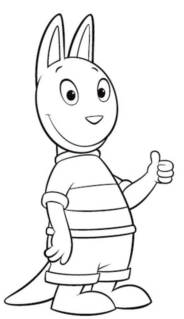 backyardigans coloring pages backyardigans coloring pages free printable backyardigans backyardigans pages coloring