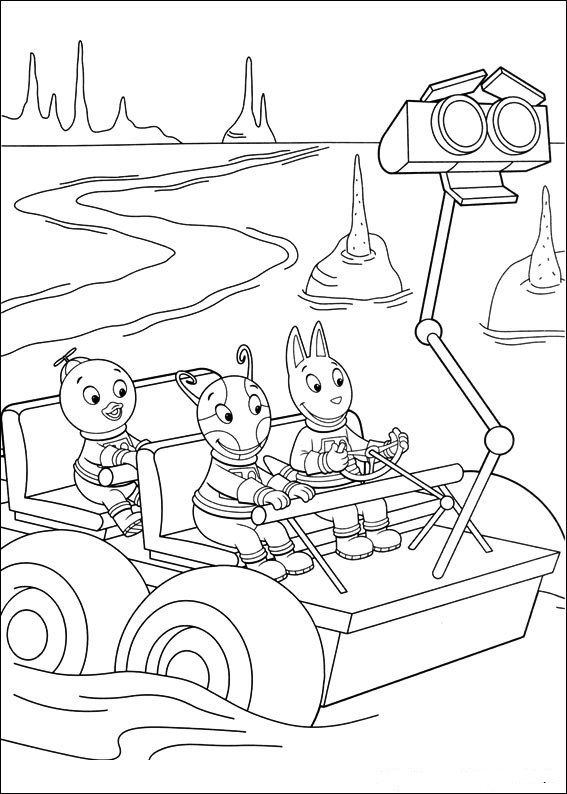 backyardigans coloring pages backyardigans coloring pages free printable backyardigans backyardigans pages coloring 1 1