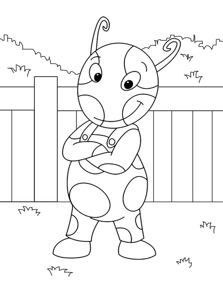 backyardigans coloring pages free printable backyardigans coloring pages for kids backyardigans pages coloring