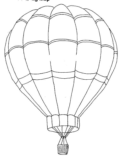 balloon sketch line drawing of balloons at getdrawings free download balloon sketch 1 2