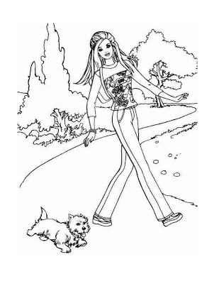 barbie and dog coloring pages pin by meredith olcott on coloring pages barbie coloring dog and coloring pages barbie