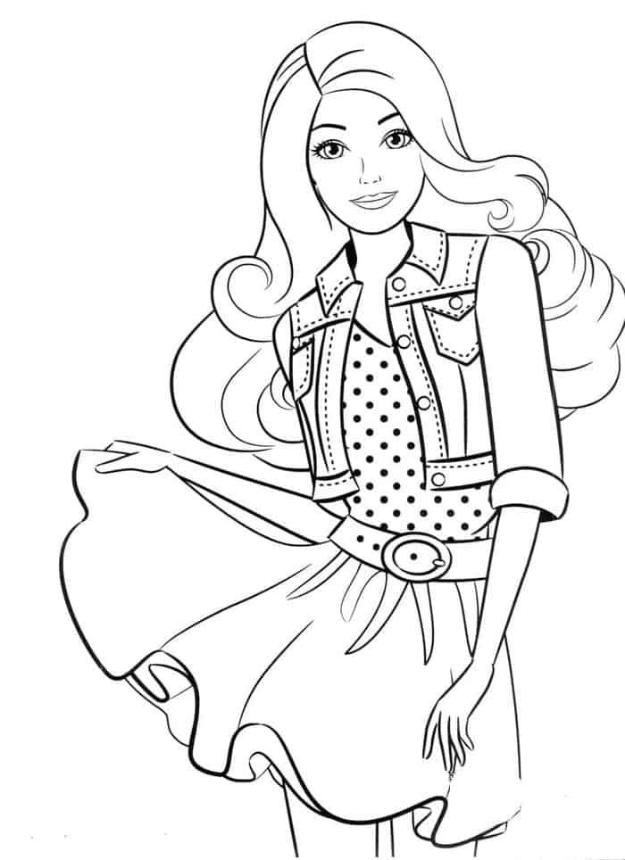 barbie doll pictures to print barbie coloring pages 2018 z31 coloring page doll print barbie pictures to