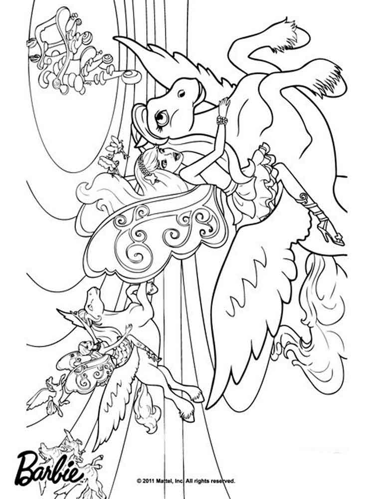 barbie pony coloring pages barbie horse coloring pages coloring home pages pony barbie coloring