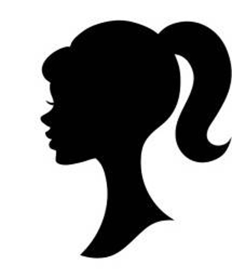 barbie silhouette barbie silhouette png pesquisa google barbie party silhouette barbie