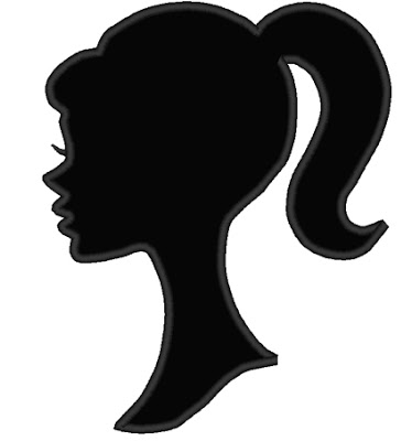 barbie silhouette free barbie silhouette image download free clip art free silhouette barbie