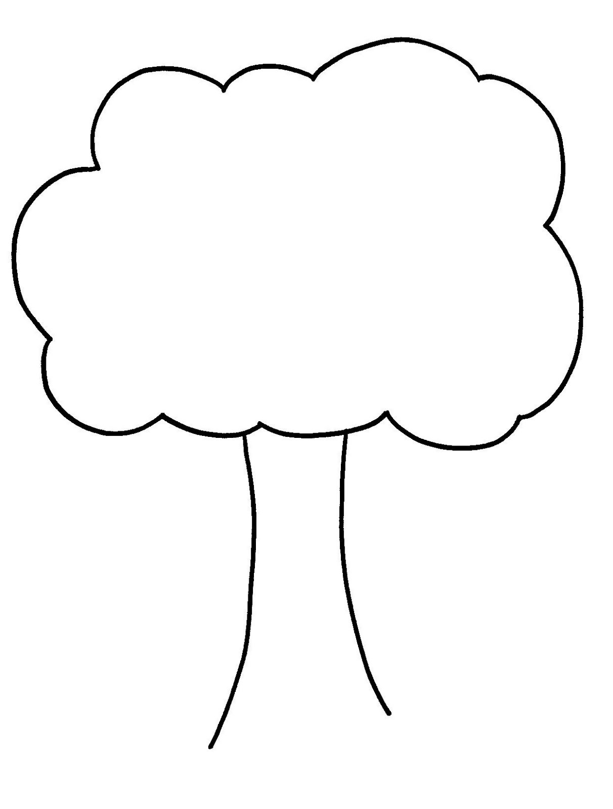 bare tree template bare tree outline background illustrations royalty free bare template tree