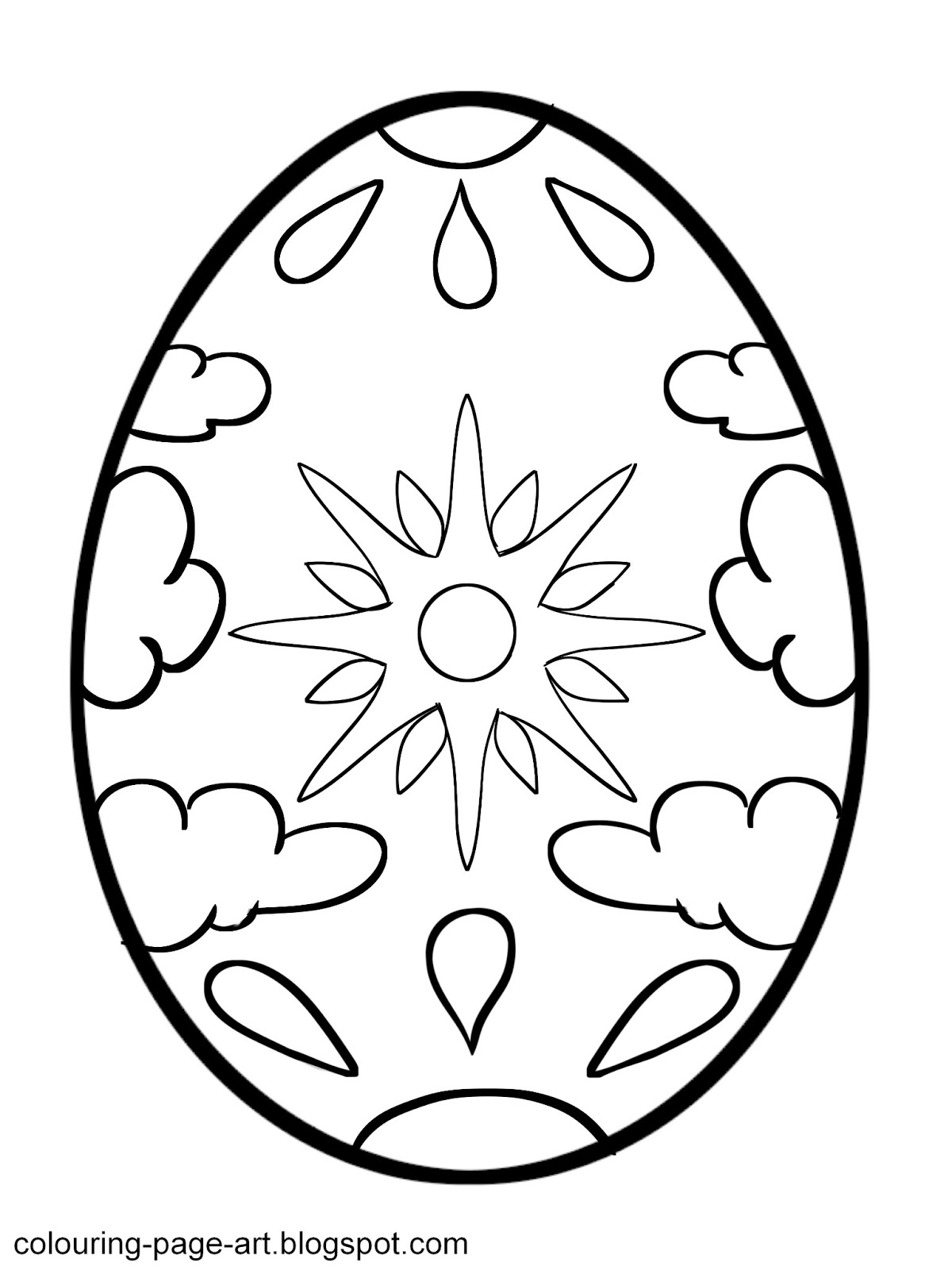 basket of easter eggs coloring page basket with eggs coloring page coloring page basket eggs easter of