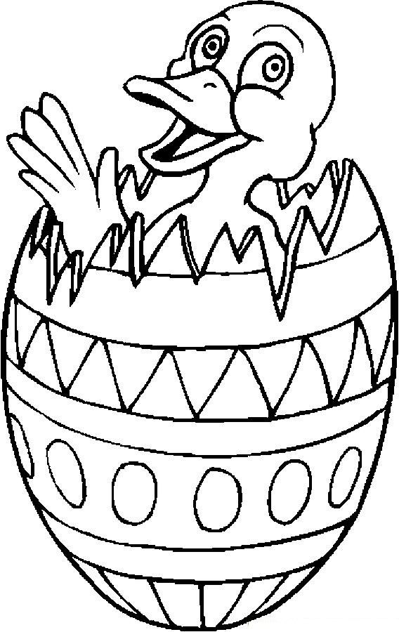 basket of easter eggs coloring page easter basket coloring pages coloringall basket coloring easter page eggs of