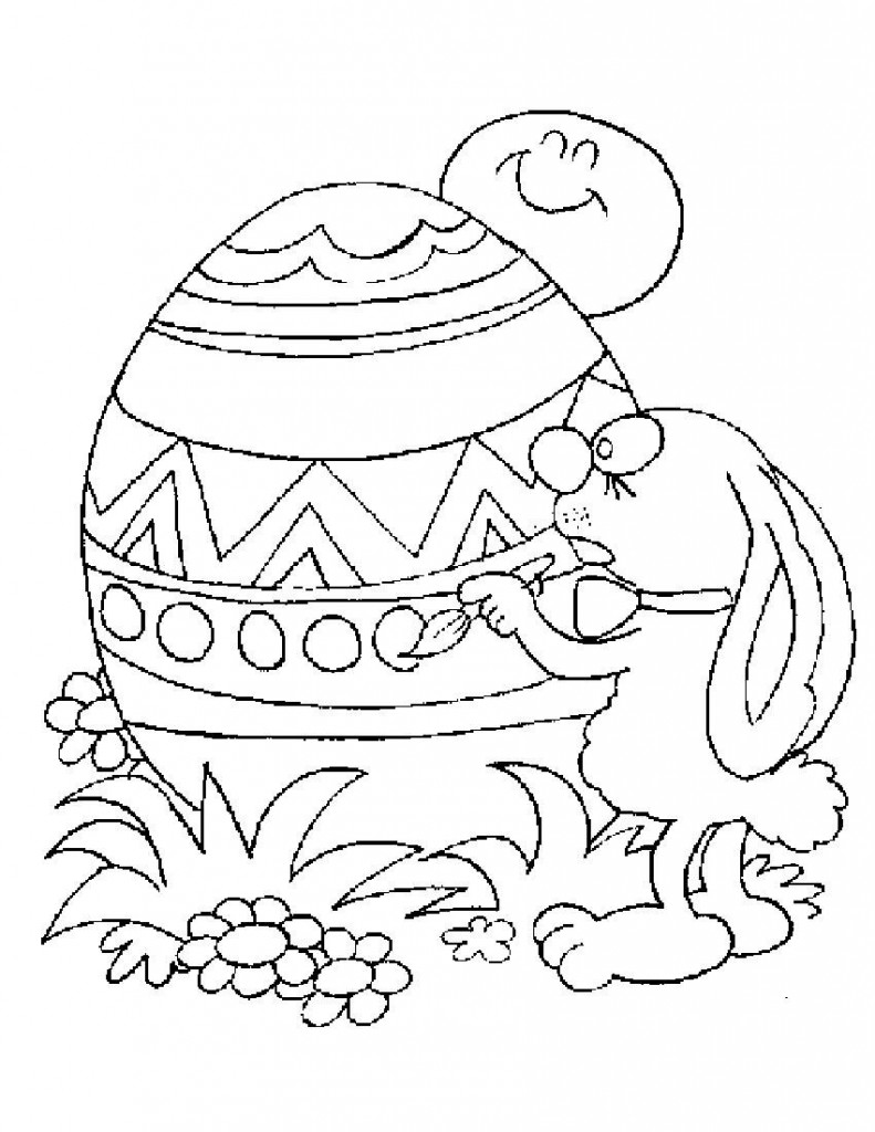 basket of easter eggs coloring page easter egg printable colouring pages hubpages page of coloring basket eggs easter