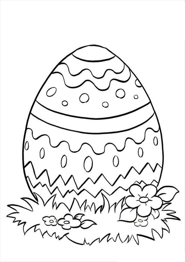 basket of easter eggs coloring page easter eggs color pages easter of basket eggs page coloring