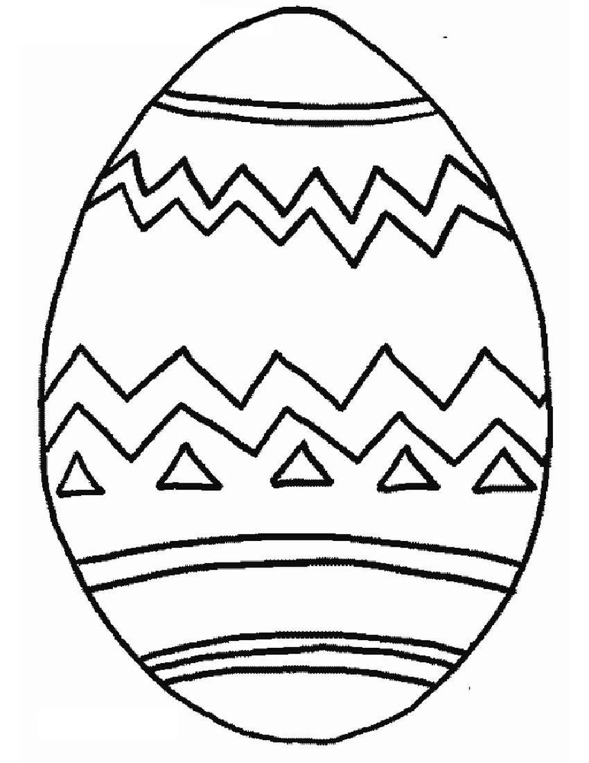 basket of easter eggs coloring page free printable easter egg coloring pages for kids easter coloring basket eggs page of