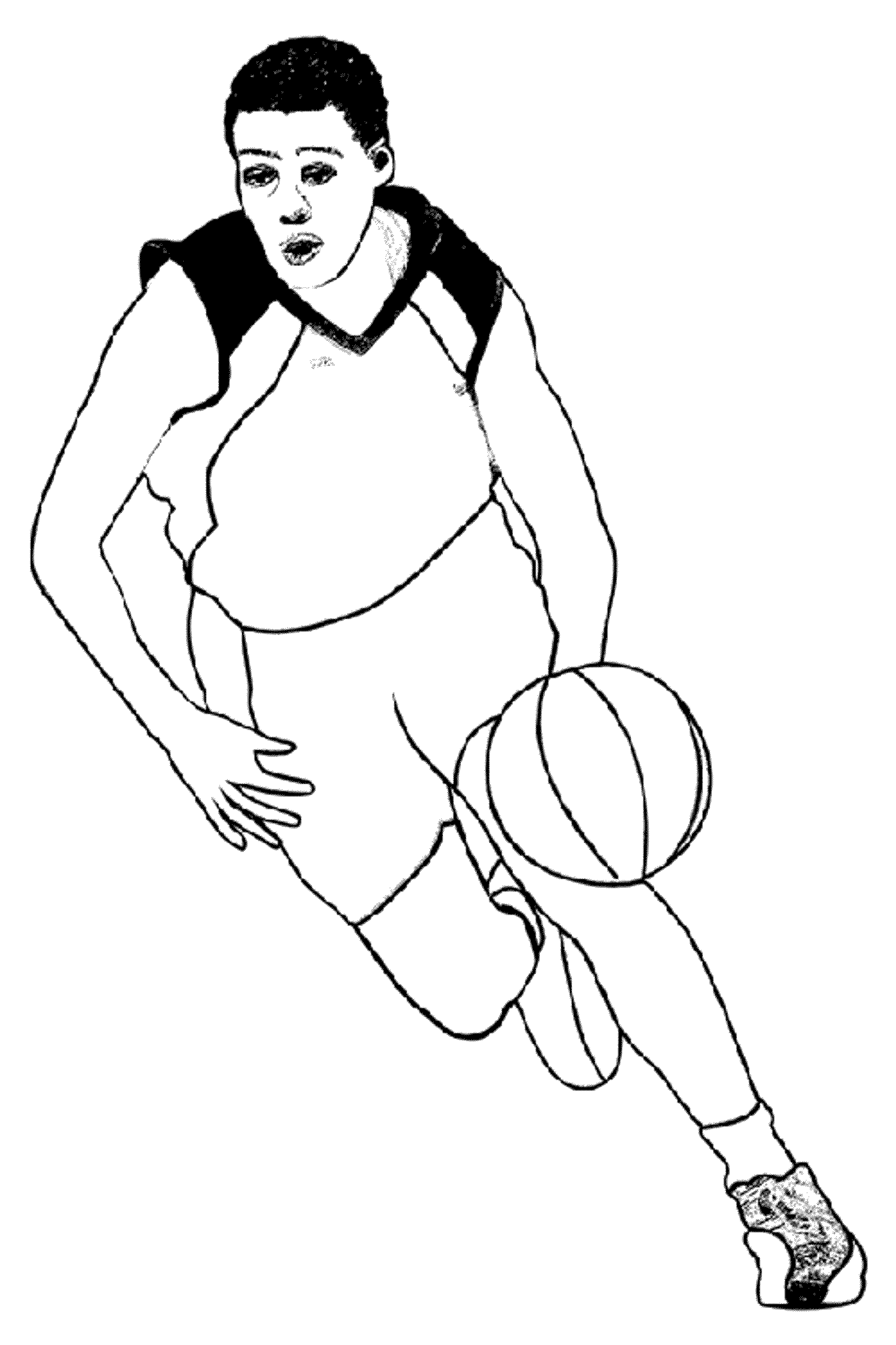 basketball coloring page basketball coloring pages customize and print pdfs page coloring basketball