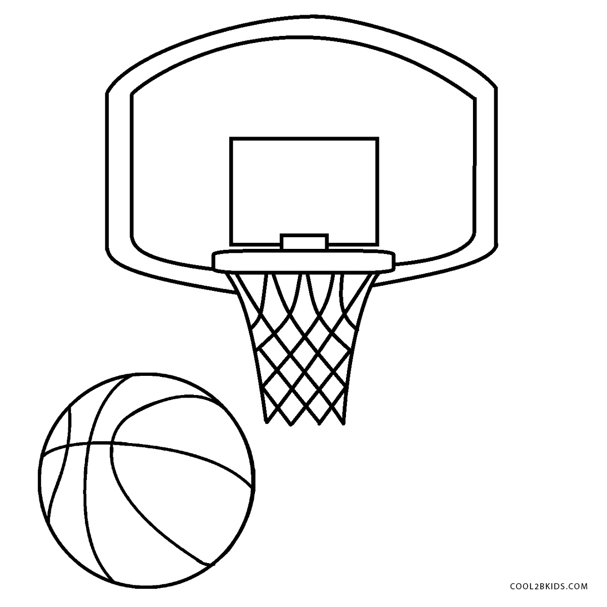 basketball coloring page basketball coloring pages for kids it is the favorite coloring basketball page