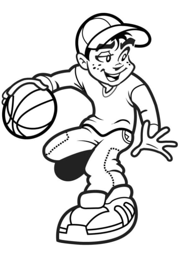 basketball coloring page print download interesting basketball coloring pages page basketball coloring