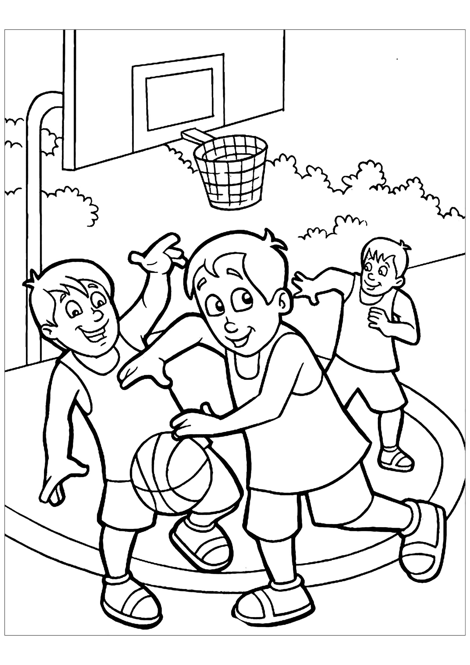 basketball pictures to color basketball coloring pages free download on clipartmag pictures color basketball to