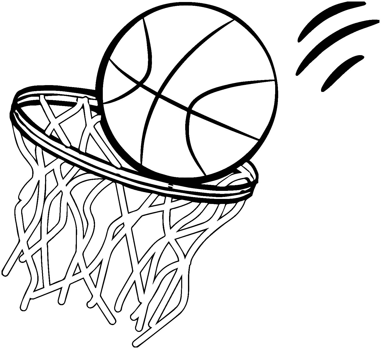 basketball pictures to color basketball to download for free basketball kids coloring basketball to color pictures