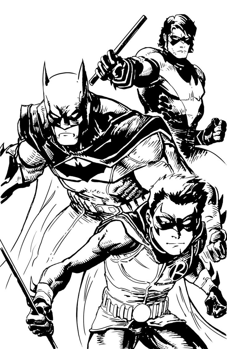 batman and robin pictures to color batman and robin coloring pages to download and print for free pictures batman and to color robin