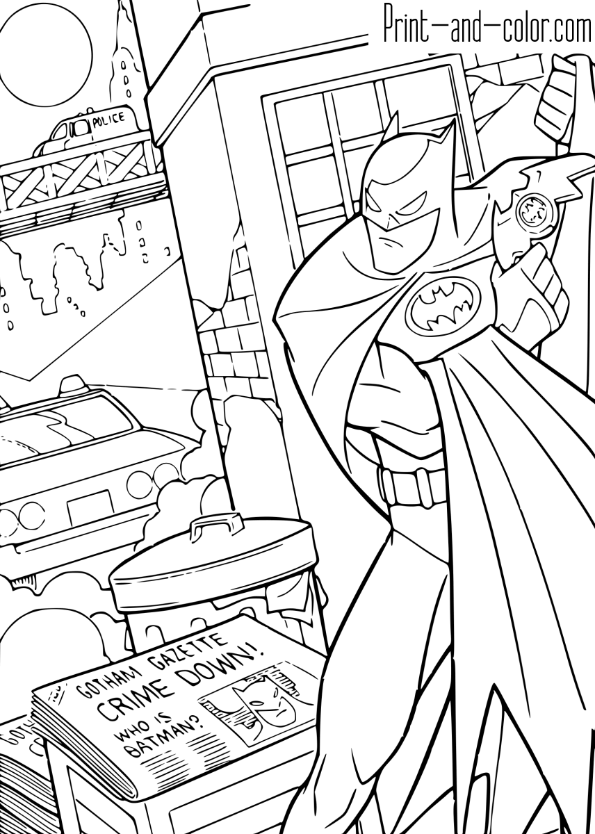 batman coloring sheets printable coloring pages batman free downloadable coloring pages coloring printable batman sheets