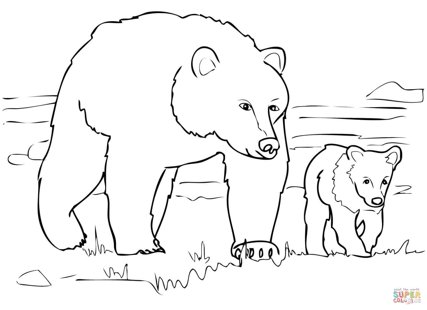 bear family coloring pages care bears coloring page bear coloring pages coloring pages coloring family bear