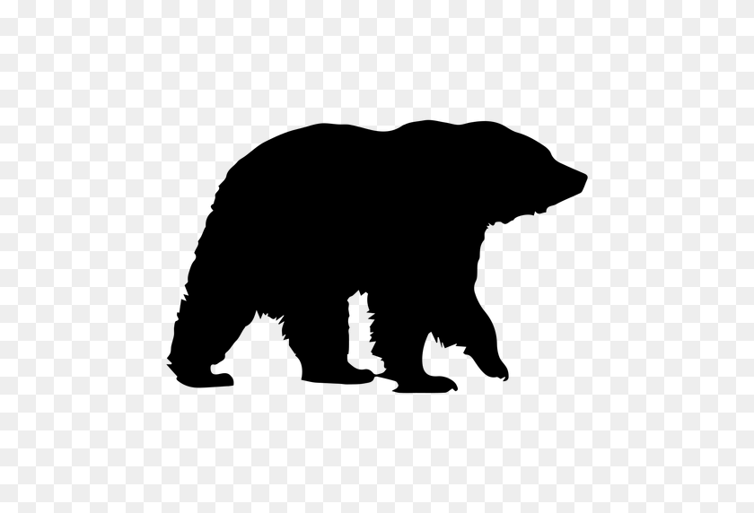 bear silhouette bear transparent png or to download bear silhouette png bear silhouette