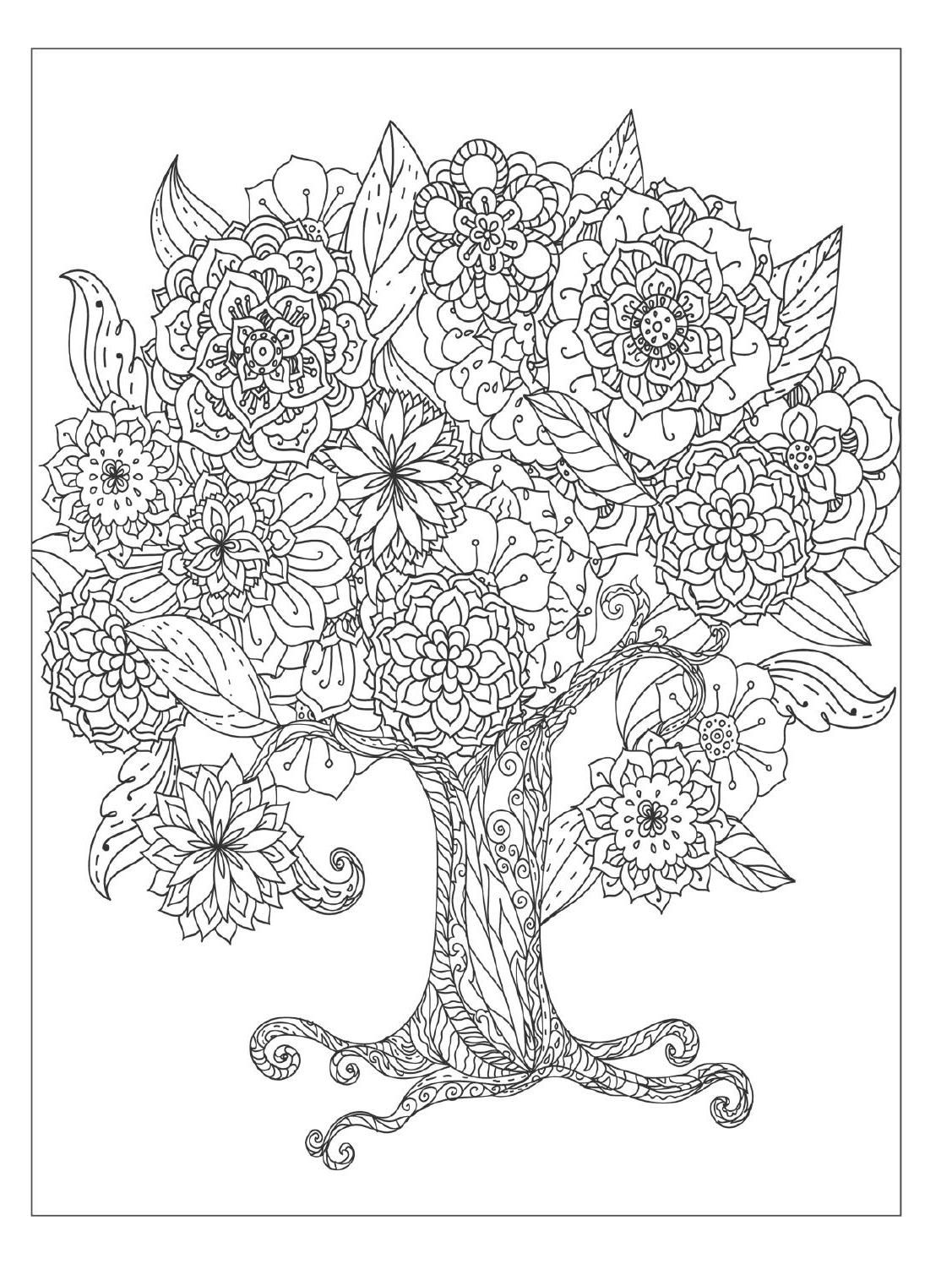 beautiful flowers coloring pages beautiful flowers detailed floral designs coloring book flowers pages coloring beautiful