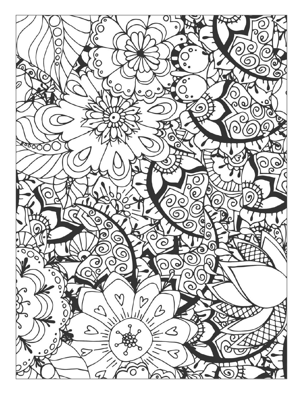 beautiful flowers coloring pages flower page printable coloring sheets flower coloring beautiful coloring pages flowers