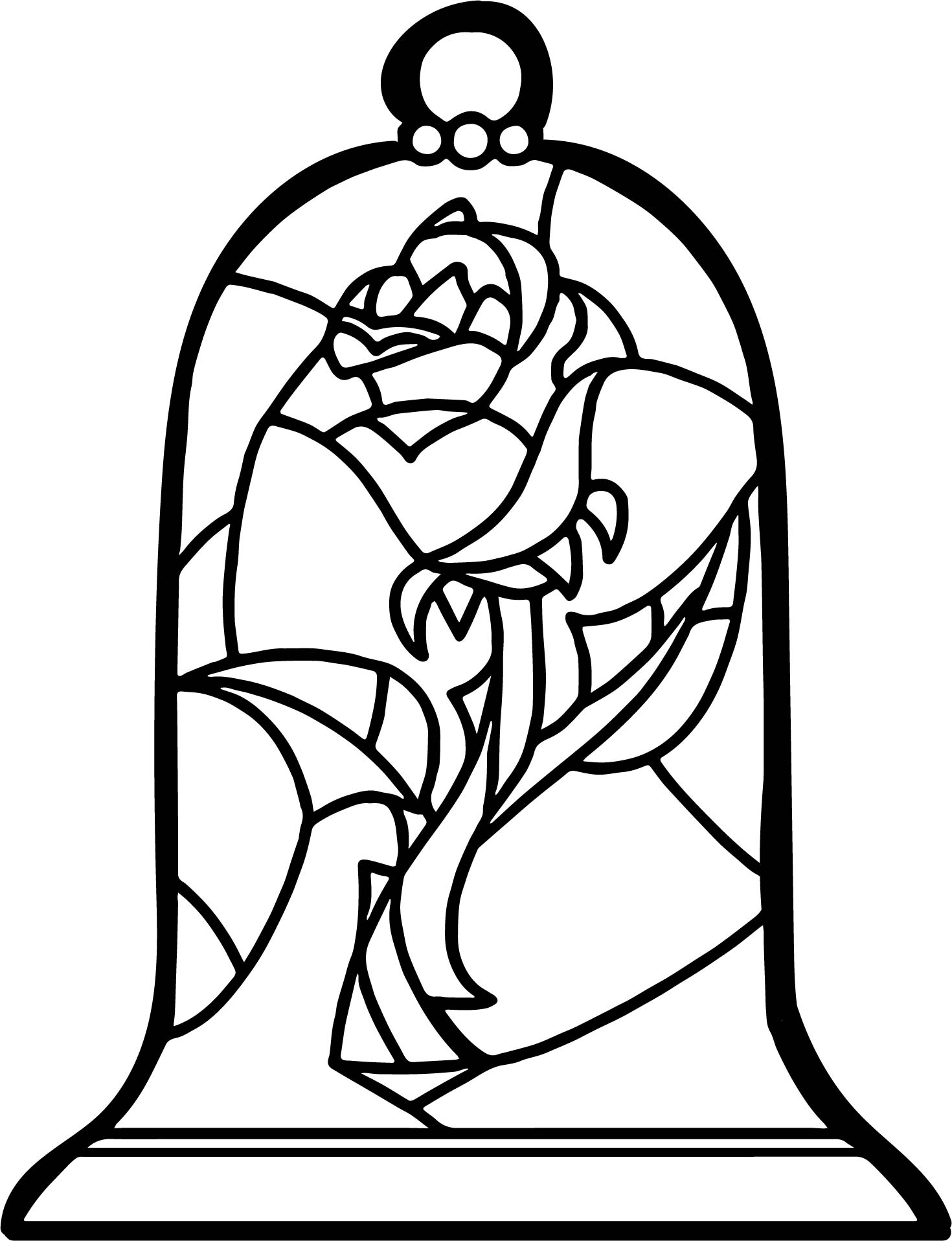beauty and the beast rose coloring pages beauty and the beast coloring pages disney coloring book and pages coloring beast the rose beauty