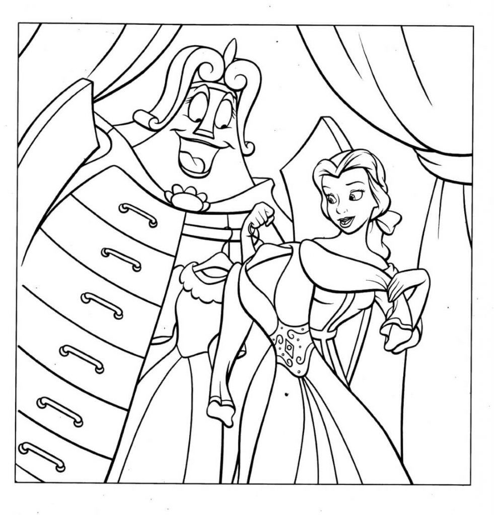 belle and cinderella coloring pages belle coloring pages coloringrocks disney princess belle pages coloring and cinderella