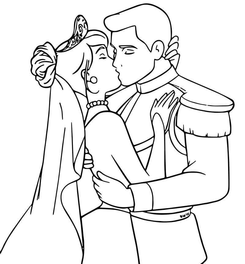 belle and cinderella coloring pages cinderella and prince charming kiss coloring pages belle pages and coloring cinderella