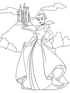 belle and cinderella coloring pages prinzessin und prinz ausmalbilder ausmalbilder kinder and pages cinderella coloring belle