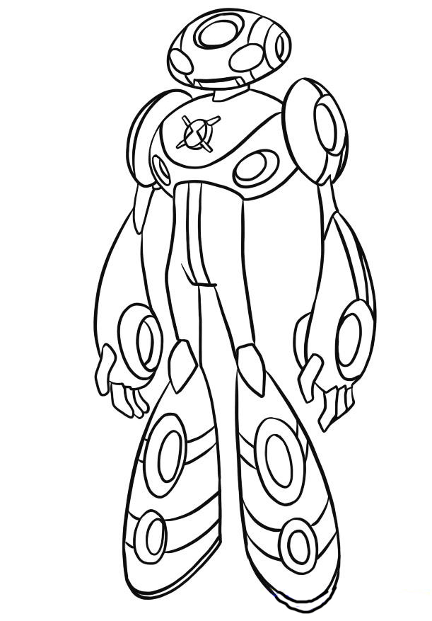 ben 10 alien coloring ben 10 alien force coloring pages swampfire coloring home 10 alien coloring ben