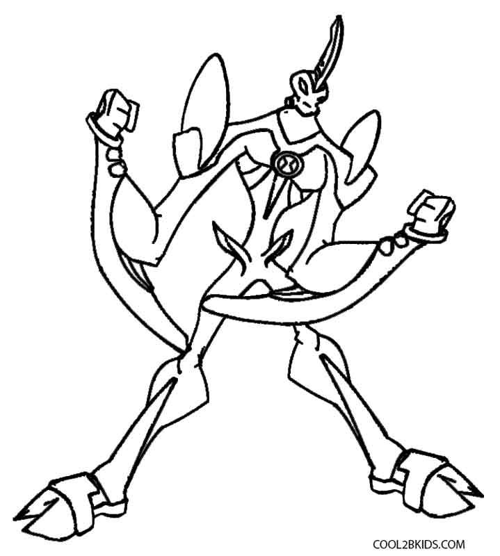 ben 10 alien coloring ben 10 ultimate alien coloring pages coloring alien 10 ben
