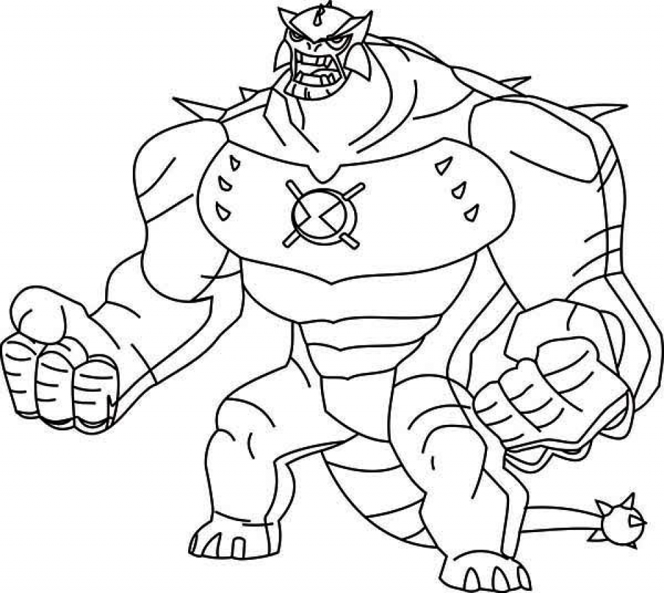 ben 10 alien coloring get this printable ben 10 coloring pages 9wchd alien 10 ben coloring