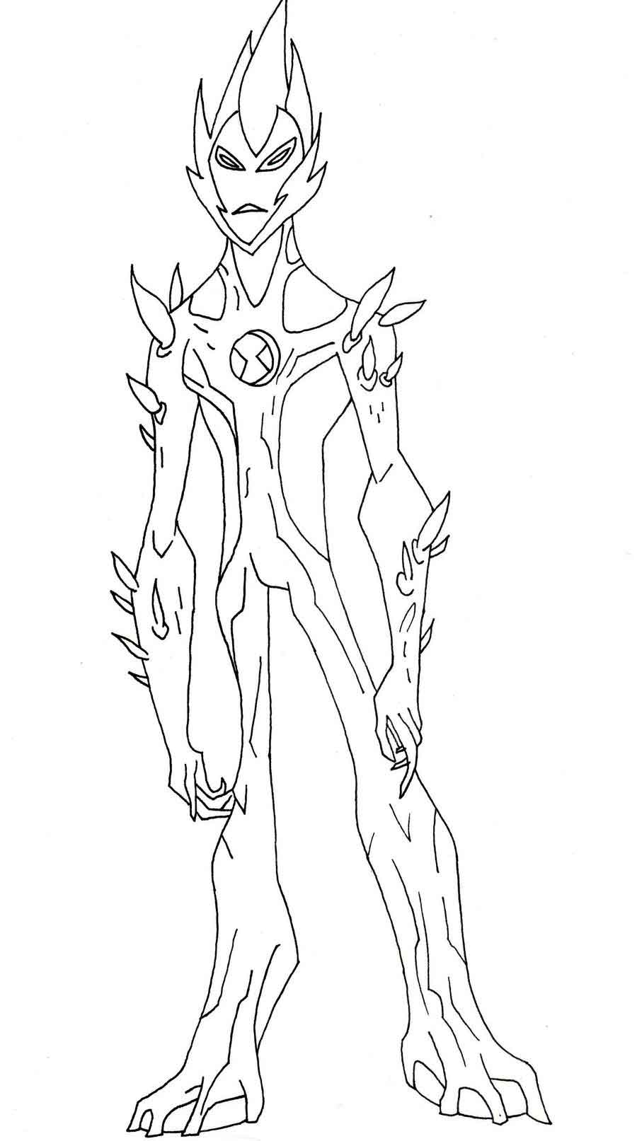 ben 10 alien coloring get this printable ben 10 coloring pages yzost 10 coloring ben alien
