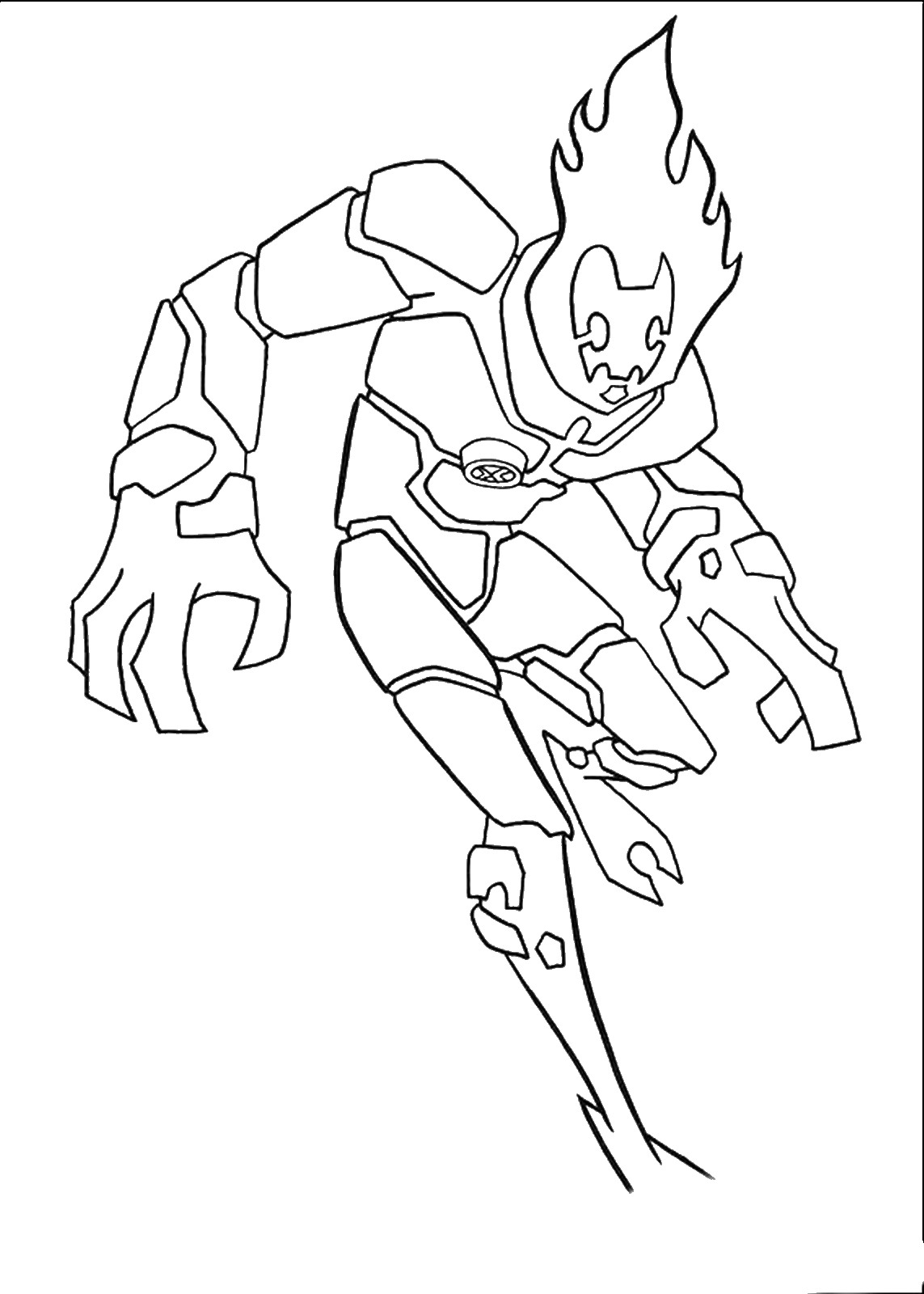 ben 10 coloring pictures ben 10 coloring pages download or print for free 130 images ben pictures coloring 10
