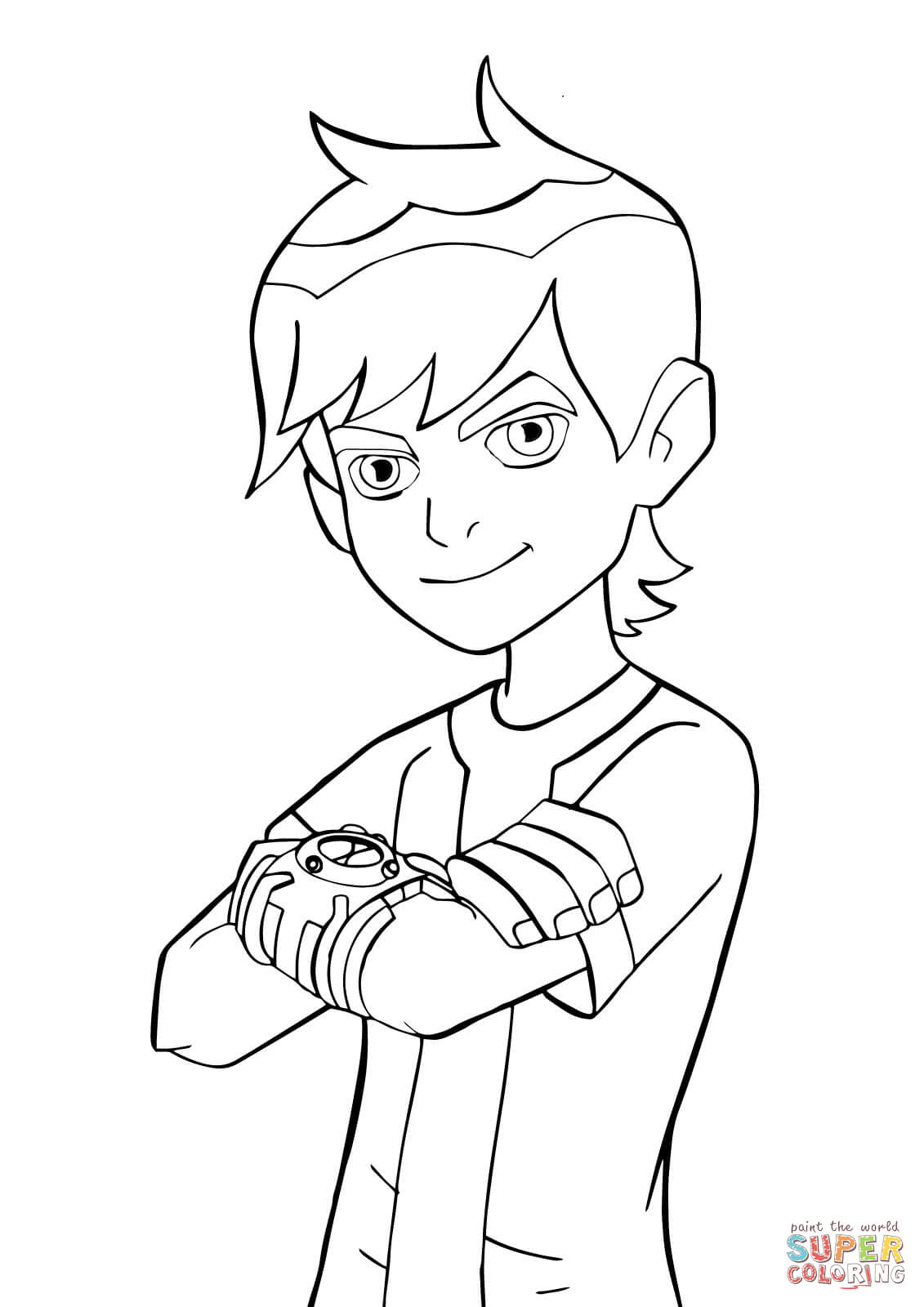ben 10 coloring pictures ben 10 coloring pages pictures 10 coloring ben