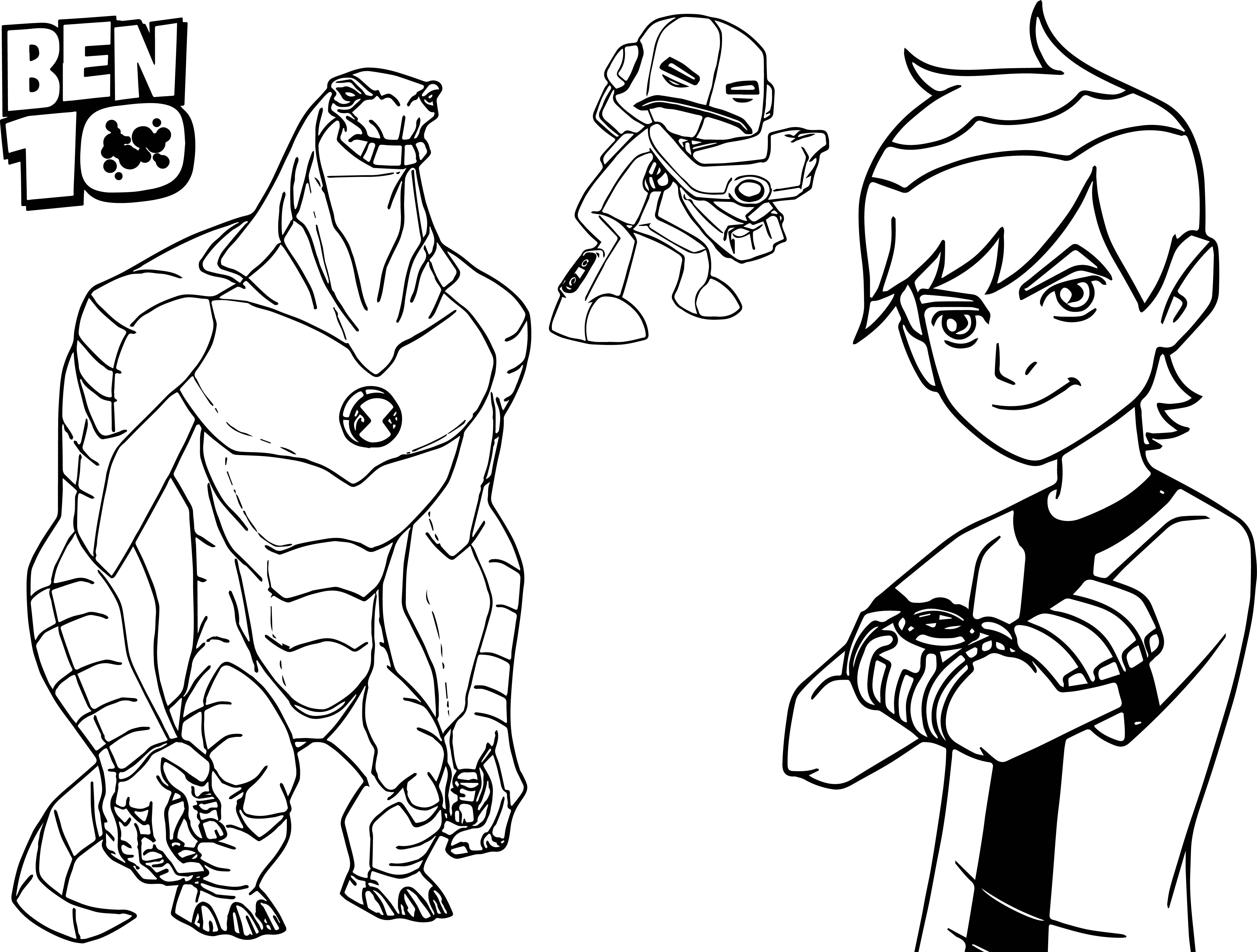 ben 10 coloring pictures cartoon network ben 10 coloring pages xlr8 free printable 10 pictures coloring ben
