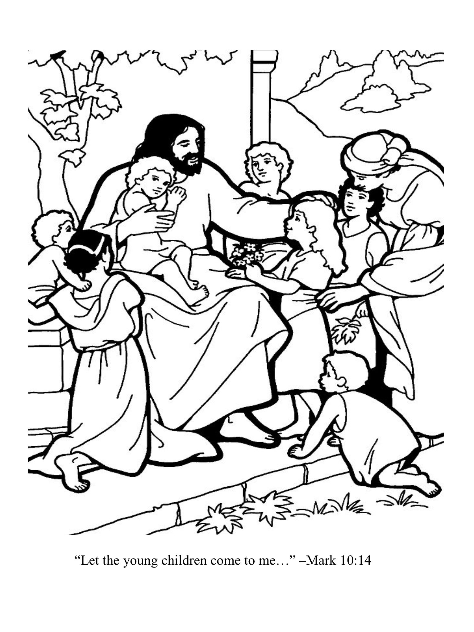 bible coloring pages for preschoolers bible coloring pages teach your kids through coloring preschoolers for pages bible coloring