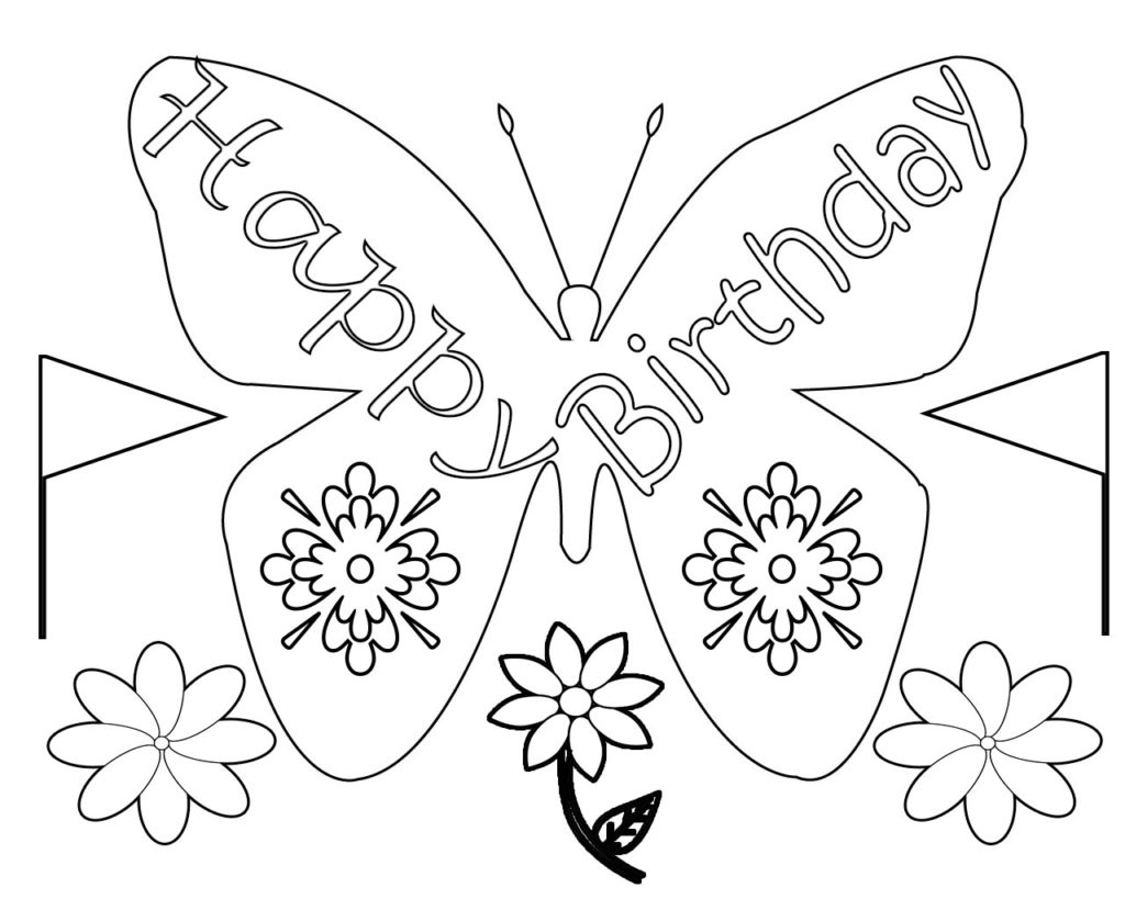 birthday cards for coloring birthday cards to color lovetoknow coloring cards for birthday