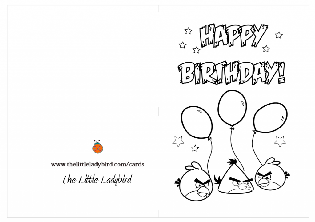 birthday cards for coloring free coloring pages print and color birthday cards 101 coloring for cards birthday