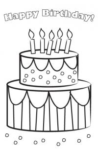 birthday cards for coloring free printable birthday cards paper trail design for coloring birthday cards