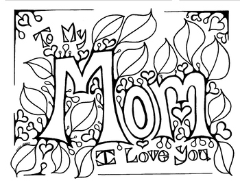 birthday coloring pages for mom super mom coloring pages getcoloringpagescom pages mom birthday coloring for