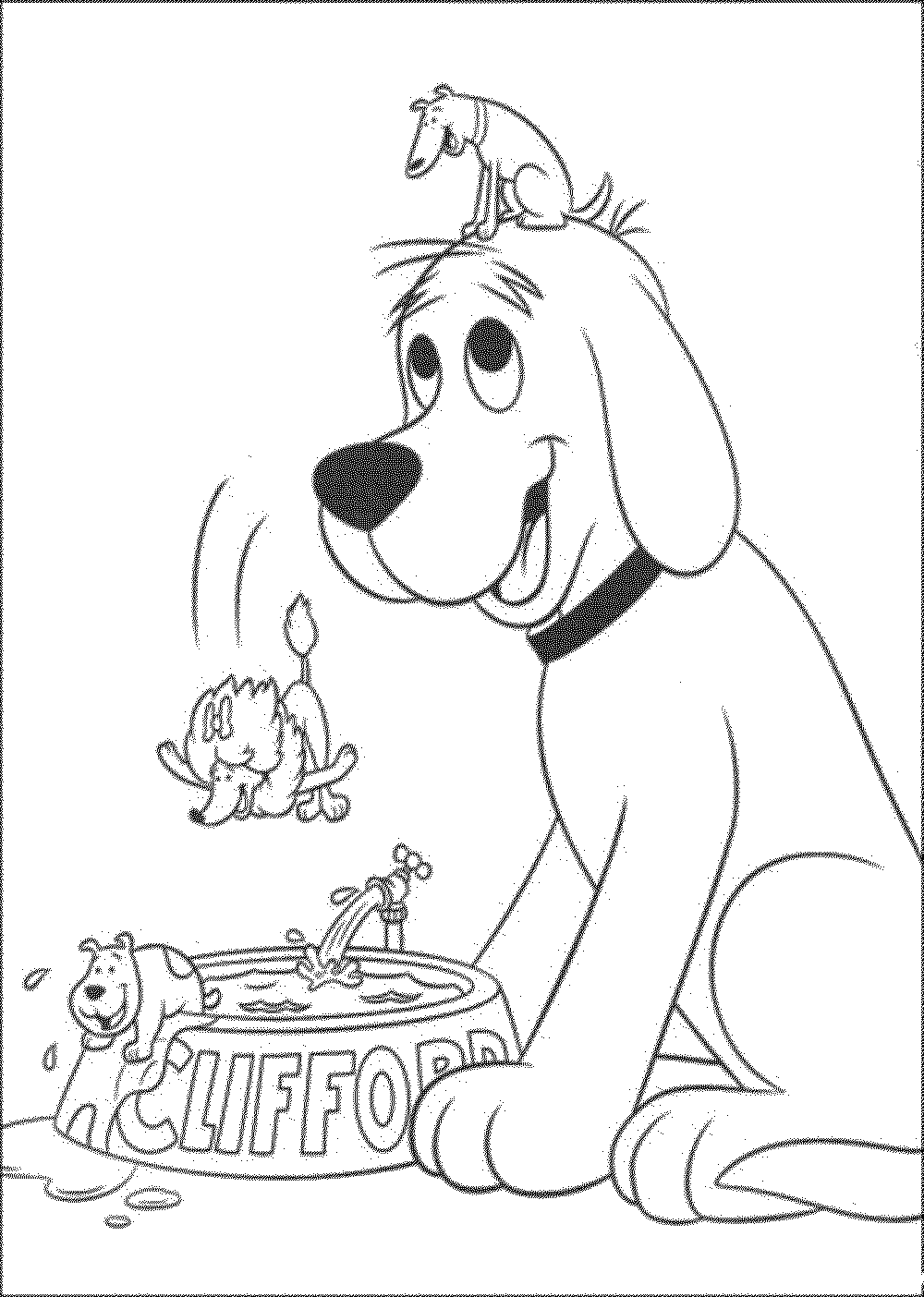 biscuit the dog coloring pages biscuit the puppy coloring pages coloring home pages the coloring biscuit dog