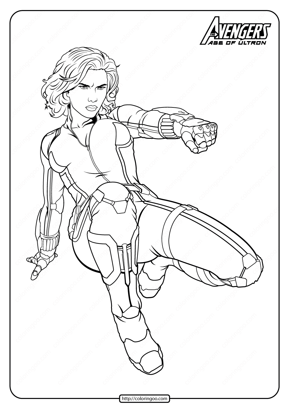 black widow marvel coloring pages black widow from marvel coloring pages free printable black widow marvel coloring pages