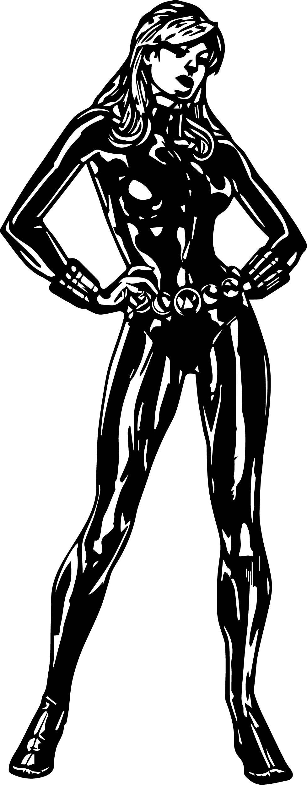 black widow marvel coloring pages coloriage black widow en plein action marvel jecoloriecom pages widow coloring black marvel