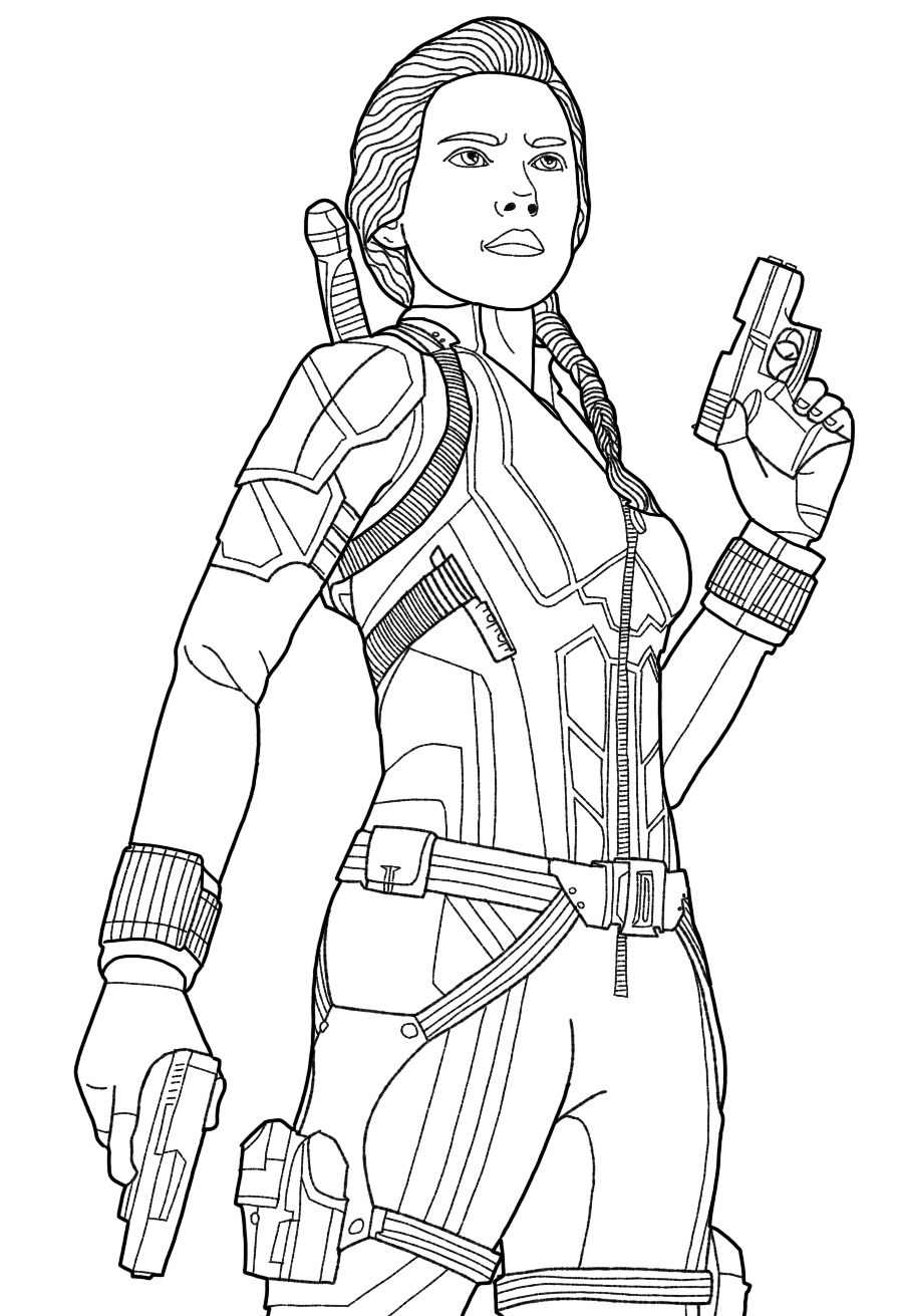 black widow marvel coloring pages come check out this picture of black widow she is a pages coloring widow black marvel