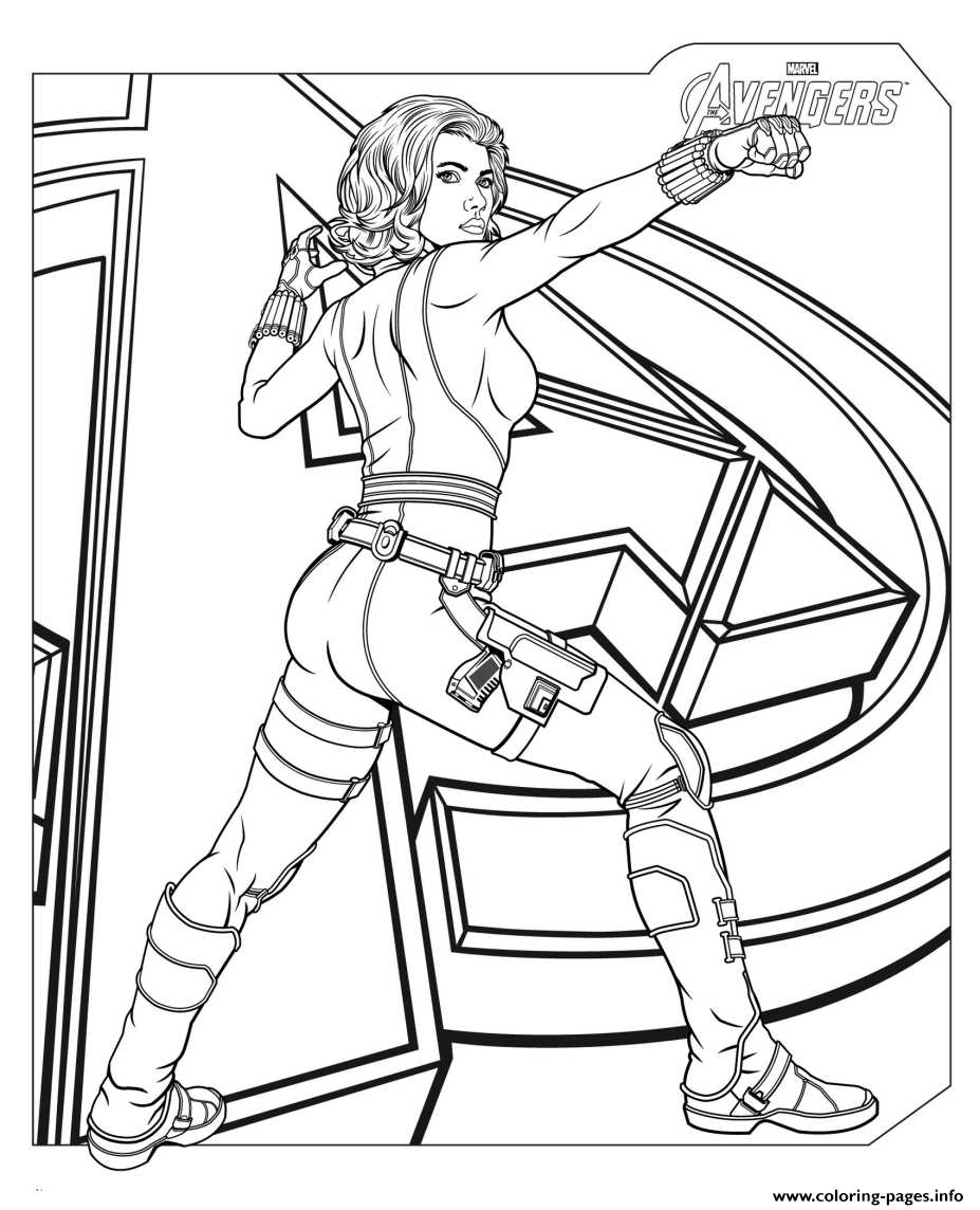 black widow marvel coloring pages marvel avengers black widow pdf coloring pages widow marvel black coloring pages