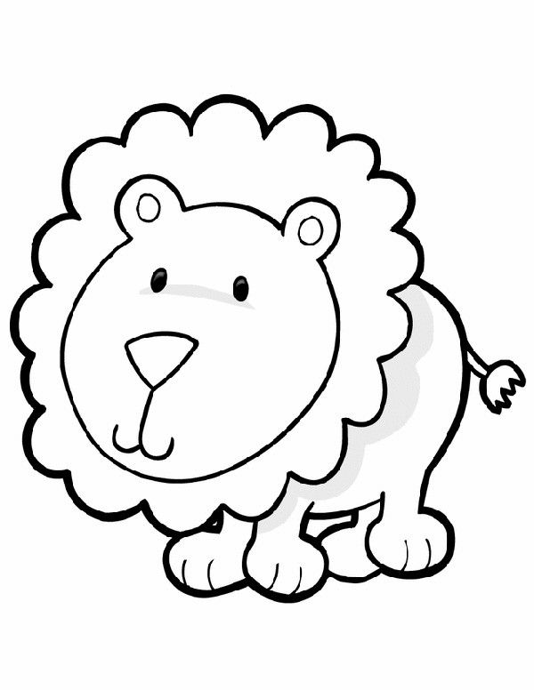 blank cartoon pictures for colouring 70 animal colouring pages free download print free colouring blank cartoon for pictures